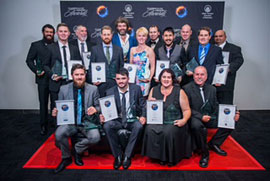 Plumbing and Gas Industry Awards 2016 - Pic 3